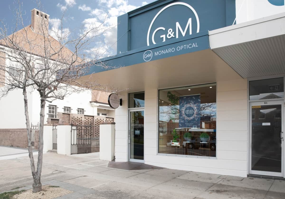 Monaro Optical by G&M Eyecare - Cooma