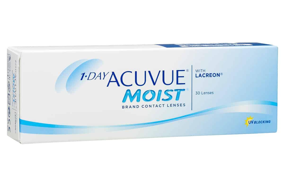 Acuvue moist 30pk