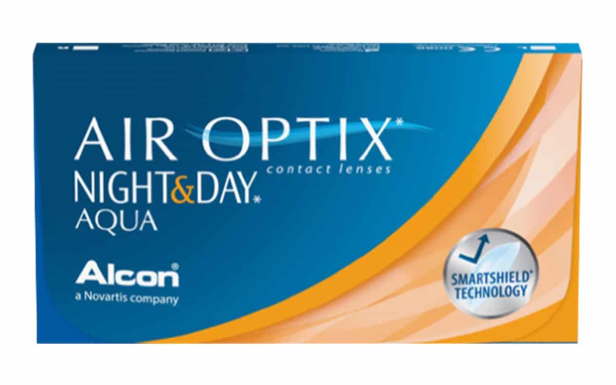 Air Optix® Night & Day® Aqua