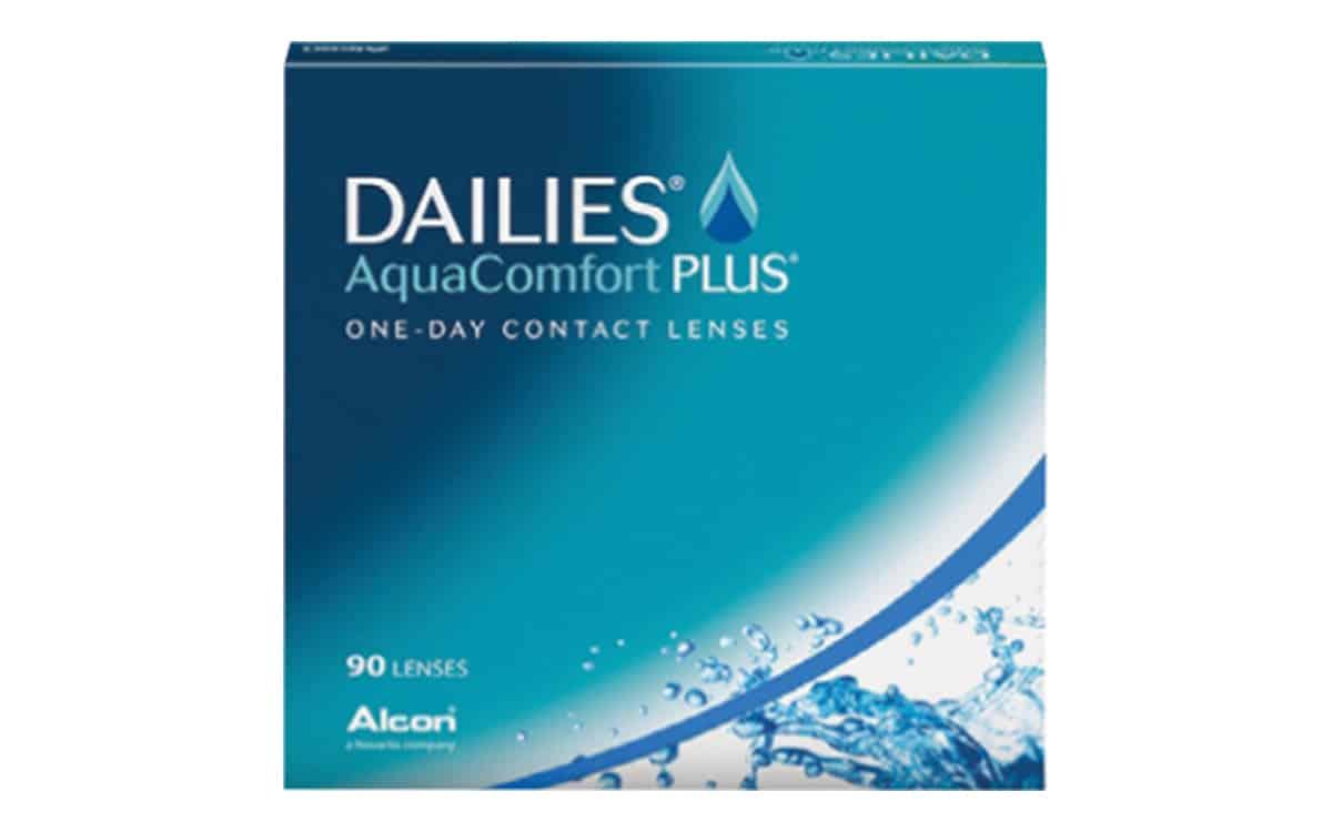 Dailies® Aqua Comfort Plus®