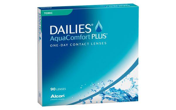 Dailies® Aqua Comfort Plus® Toric