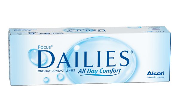 Dailies® All Day Comfort
