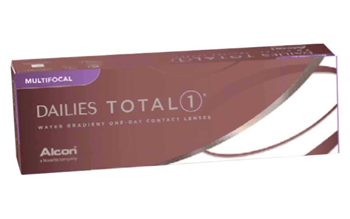Dailies® TOTAL1® Multifocal