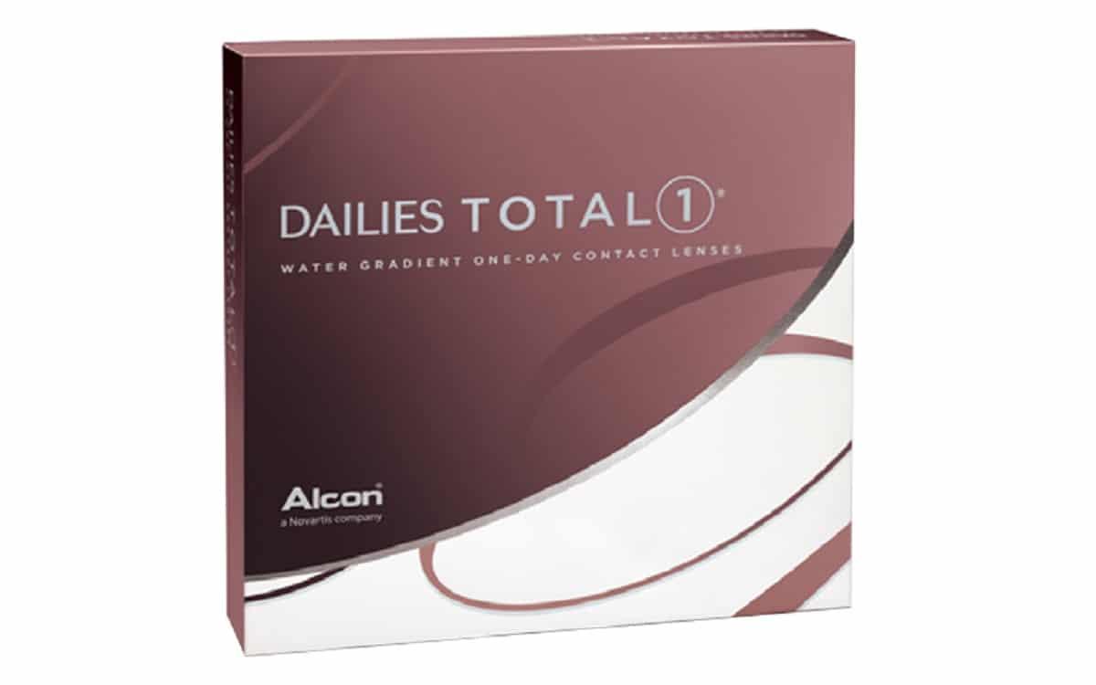 Dailies® TOTAL1® 90pk